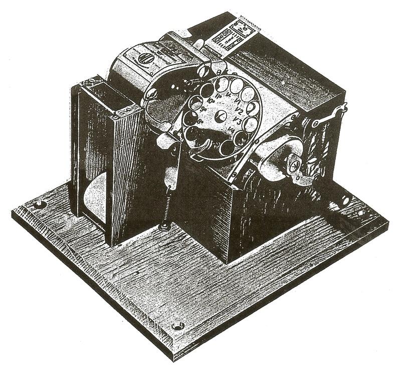 Postal franking machine